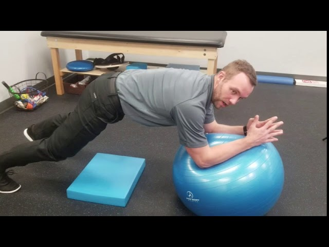 Core Exercise for Low Back Pain | Stir the Pot | Chesterfield Chiropractor