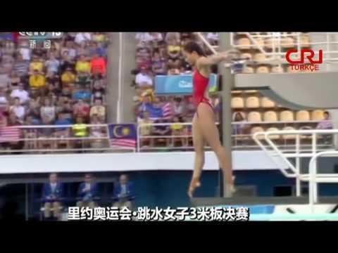 Shi Tingmao'dan Rio'da 2  Altın Madalya