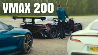 HITTING 190MPH AT VMAX200!!! | VLOG#10