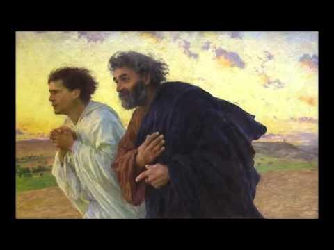 O ma joie, Christ est ressuscité !
