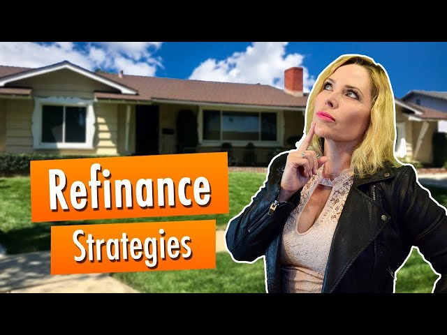 The Smart Way To Refinance Your Home Mortgage