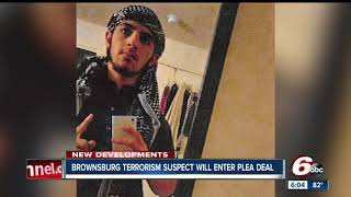 Brownsburg man to plead guilty to terrorism charge for attempts to join ISIS
