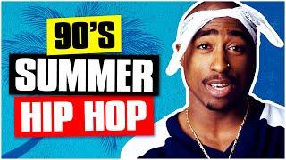 90s Hip Hop Summer Mix  Best of Old School Rap Songs  Summertime Vibes  DJ Noize Mixtape