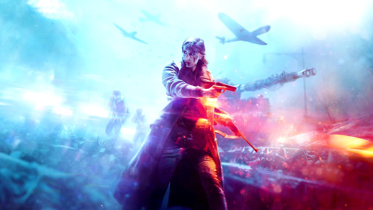 Battlefield 5 Animated Wallpaper 1