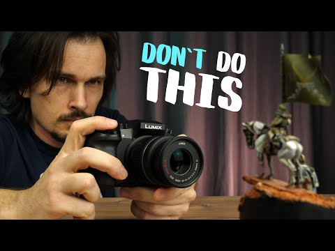 Are you OVERTHINKING Miniature Photography? Probably!