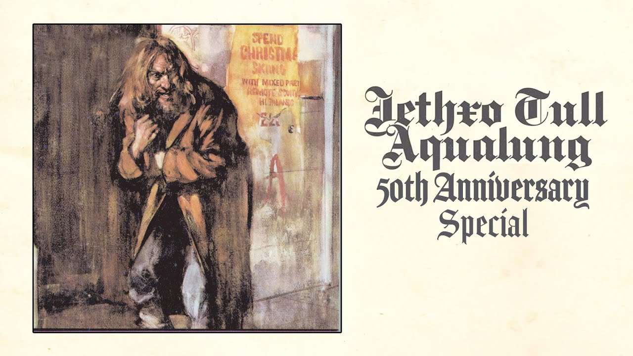 Jethro Tull - Aqualung 50th Anniversary Special (Livestream with Ian  Anderson) - YouTube
