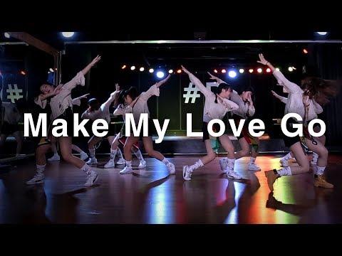 Jay Sean - Make My Love Go / Suji Kim Choreography (#DPOP GIRLS HIPHOP CLASS)