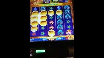 $215.50 NEW GAME, BIG BUBBLES,  AWESOME WIN[God of Jackpot]