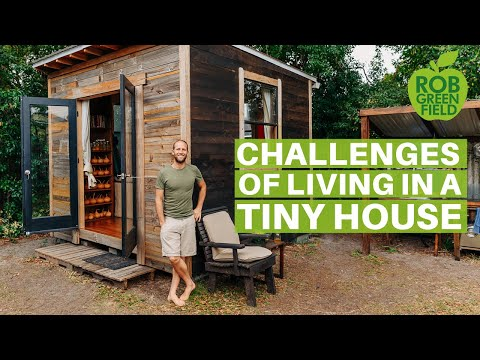 The Challenges of Living Simply and Sustainably in My Tiny House
