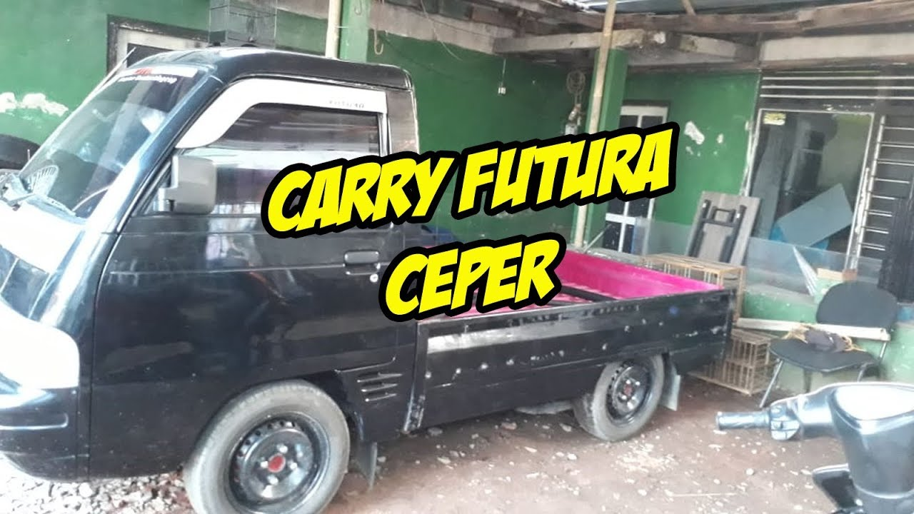 Pick Up Ceper Mbois Carry Futura Modif Ceper Autongapak