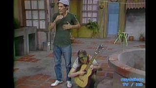 EL CHAVO DEL 8 ( Clases de Guitarra ) HD