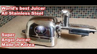 World's best juicer Twin g…