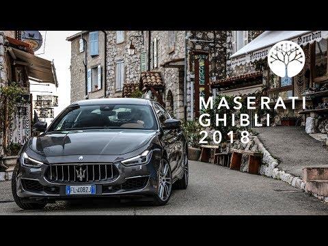 DRIVEN | Maserati Ghibli S GranLusso 2018 Review
