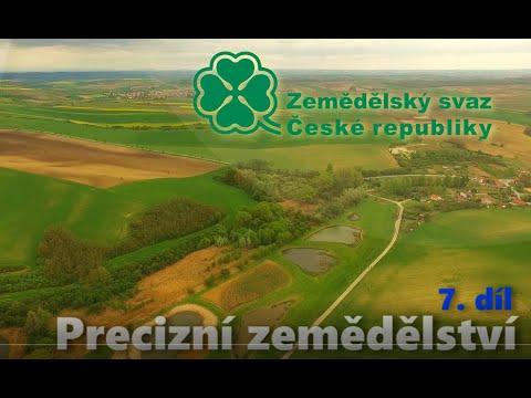 Mýty a pověry o zemědělství 7 Precizní Zemědělství