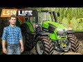 Download LS19 LIFE #45: Schaffen wir dieses FELD noch?   FARMING SIMULATOR 19