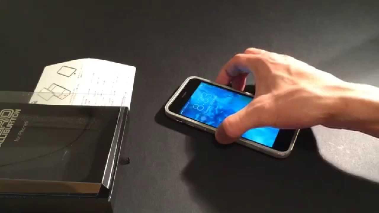 online retailer 433ee e994c Zero Halliburton iPhone Case Unboxing