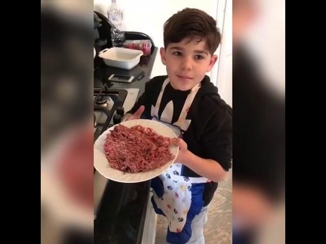 Leonardo Waingunga - Marzo 2020 - Cucina in casa