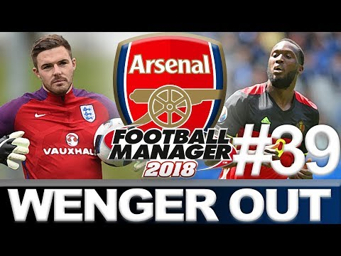 Arsenal | part 39 | 500 million transfer window | football manager 2018