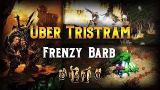 Diablo 2 - Uber Frenzy Barbarian Build