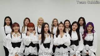 [ENG] LOONA Dream Dentist Promotion (190321)