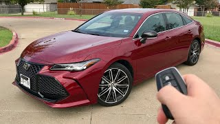 2019 Toyota Avalon Touring Review | Look at me Now