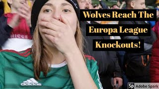 Wolves Reach Europa League Knockouts In Braga! [late Upload]