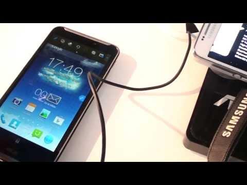 Asus FonePad Note 6 [IFA 2013]