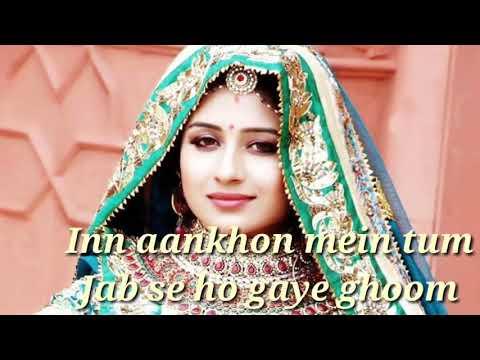 In Aankho Me Tum  ! Jab Se Ho Gye Hum!  Whatsapp Status Video  ! Whatsapp Videos