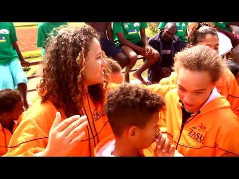 Rwanda swim CANA ZONE III