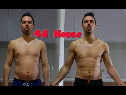 lose-11-pounds-in-2-days!-easy-48-hour-water-fast-tips:-before-and-after