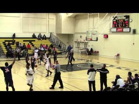 Cosumnes River College vs. Contra Costa College Men's Basketball FULL GAME 12-30-15