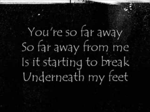 out of reach by matthew perryman jones with lyrics