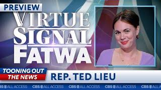 Rep. Ted Lieu reps hard for Team Chrissy Teigen