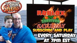 Roblox Survivor Saturday + The Purge 🦇 abonnieren und spielen!