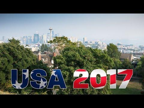 USA 2017 Seattle