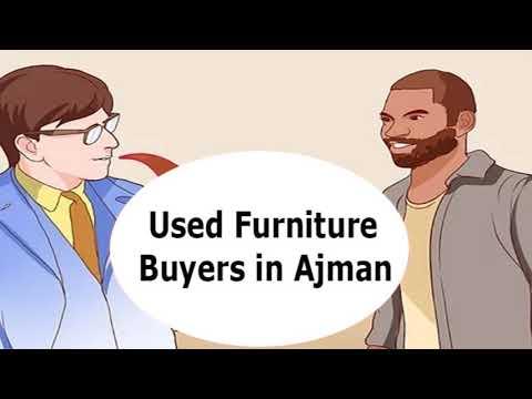 Used furniture buyers in ajman