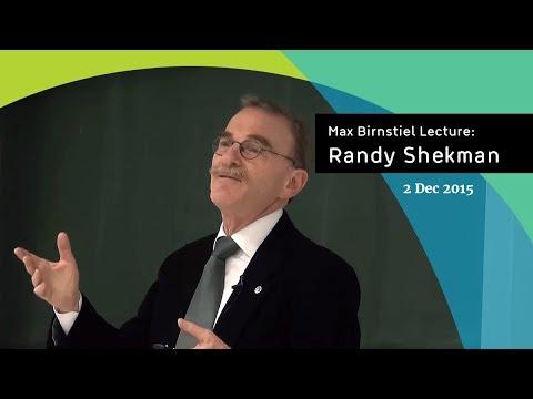 Randy Schekman | Max Birnstiel Lecture