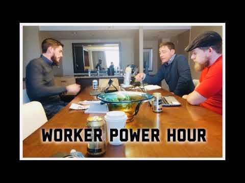 """""""Worker Justice"""" ft. Ben Dictor- WORKER POWER HOUR Ep. 6, Se. 2"""