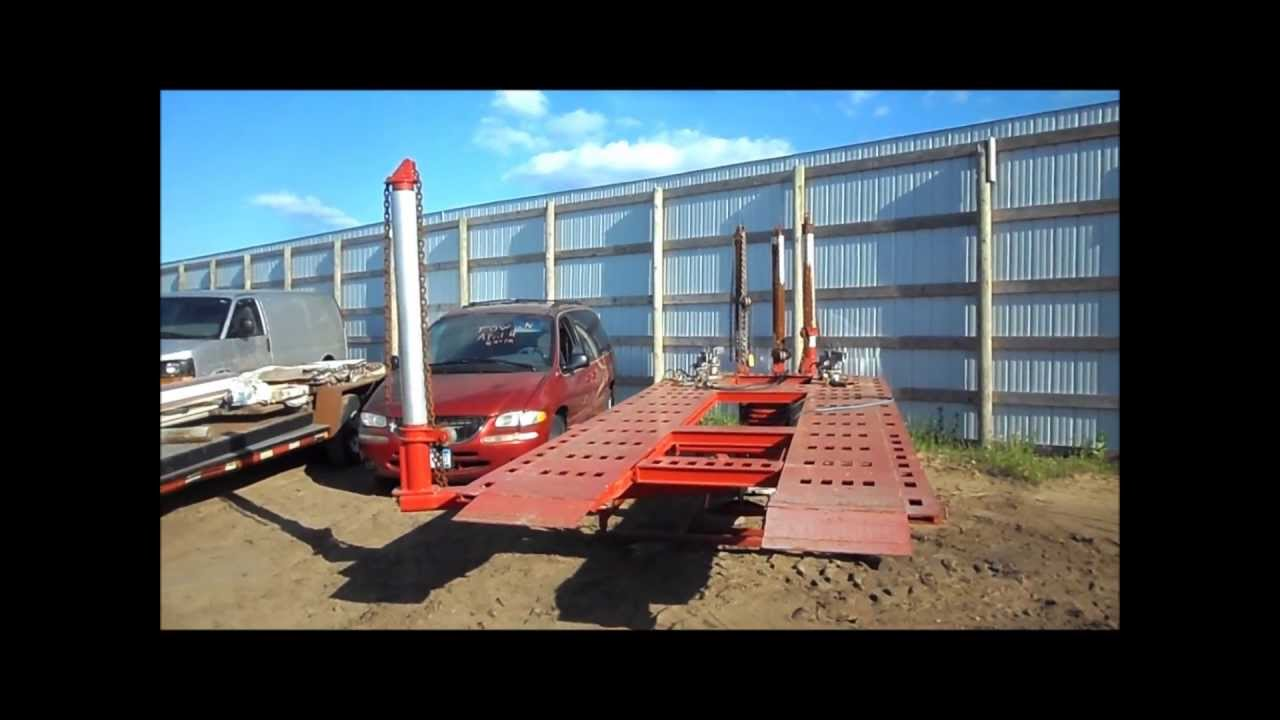 CHIEF FRAME MACHINE FOR SALE - AUTO BODY SHOP - SOLD! - YouTube