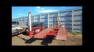 CHIEF FRAME MACHINE FOR SALE - AUTO BODY SHOP