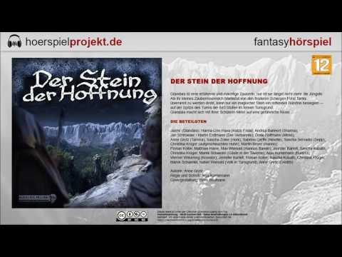 Der Stein der Hoffnung (Fantasy / Hörspiel / Hörbuch / Komplett)