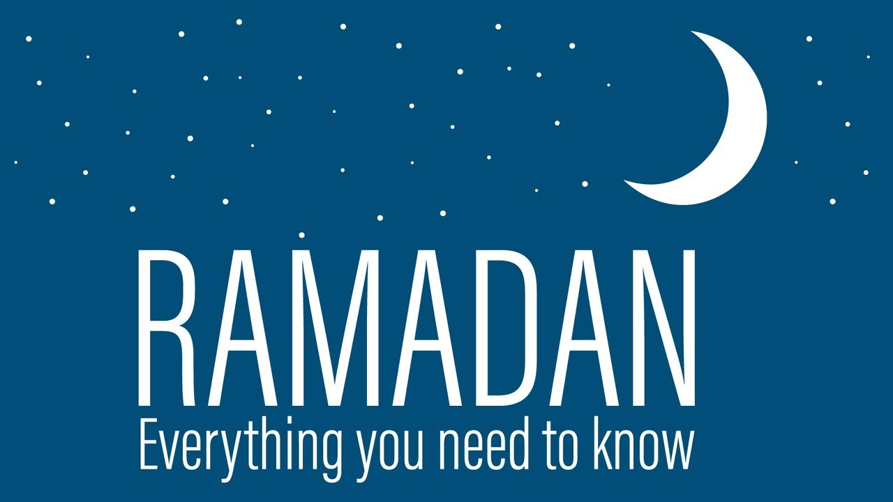Everything you need to know about Ramadan - YouTube