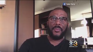 Tyler Perry Warns Fans About Facebook Scams Using His Name