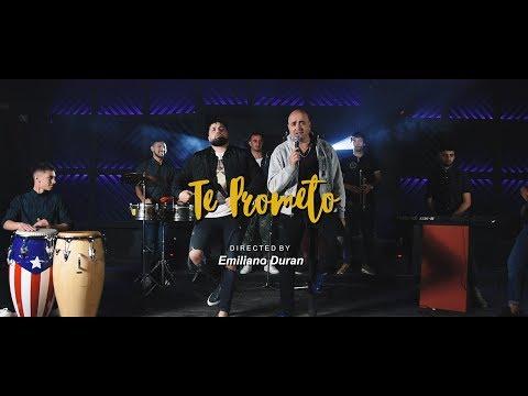 LA SANDONGA ➕ GERARDO NIETO - YO TE PROMETO🤚🏼 [video Oficial]