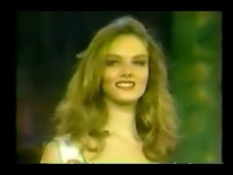 MONICA REYES, MISS CHILE 1993 IN MISS ASIA PACIFIC ( 2° RU )