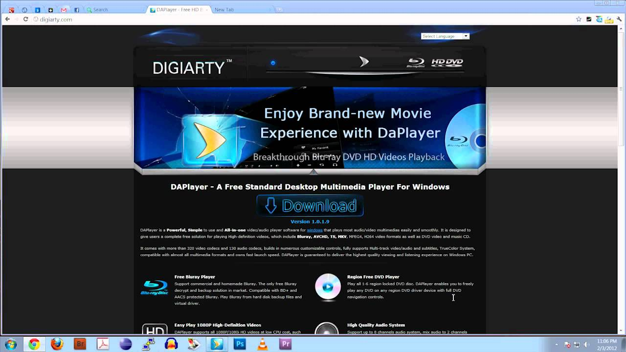 Best Dvd Player Software Windows 7 Free Download