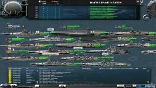 Gameplay /Navyfield/ Charlemagne Fleet CIA