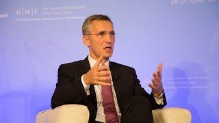 A Policy Address by Jens Stoltenberg, Secretary General, NATO - Part 2