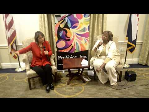 Amb Cook interviews Judy Malana