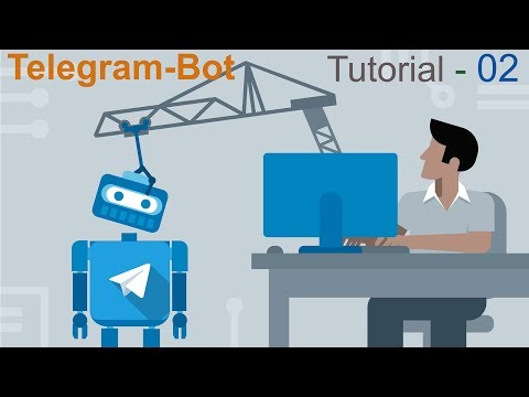 Telegram Bot Tutorial 02 - Send Photo Video | Share Location Contact